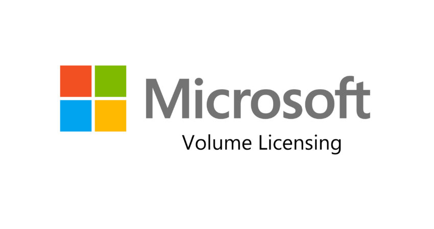 what is a volume license key from microsoft